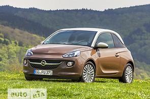 Продаж нового автомобіля Opel Adam на базаре авто