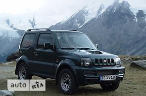 Продаж нового автомобіля Suzuki Jimny на базаре авто