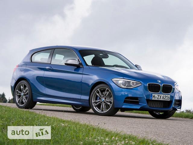 BMW 1 Series 3D фото 1