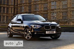 Продаж нового автомобіля BMW 1 Series 5D на базаре авто