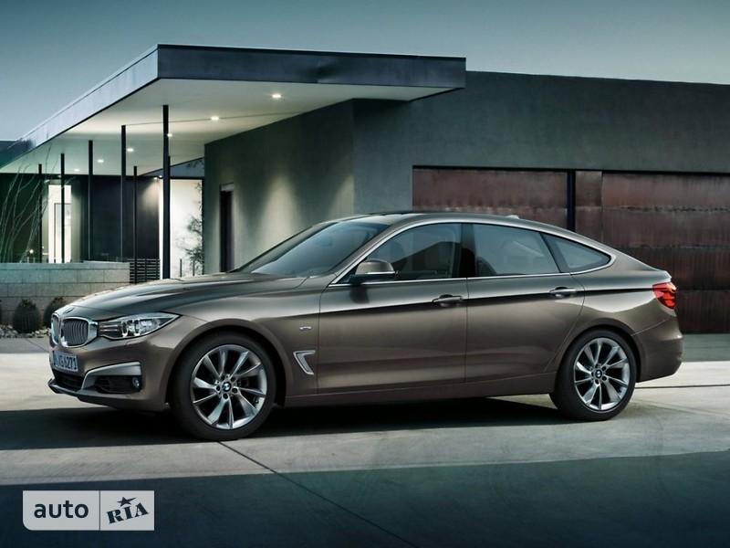 BMW 3 Series GT фото 1