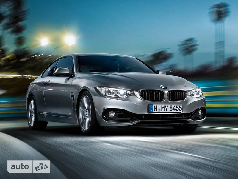 BMW 4 Series F32 430i MT (252 л.с.)