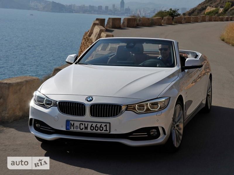 BMW 4 Series Cabrio фото 1
