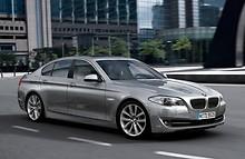 Нові BMW 5 Series