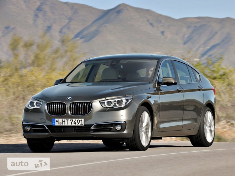 BMW 5 Series Gran Turismo фото 1