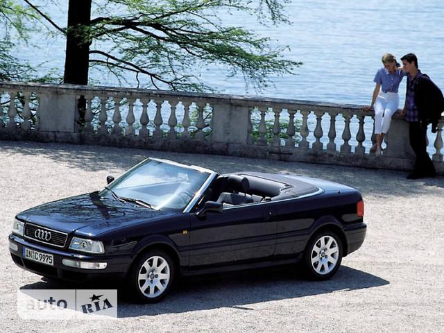 Audi Cabriolet фото 1