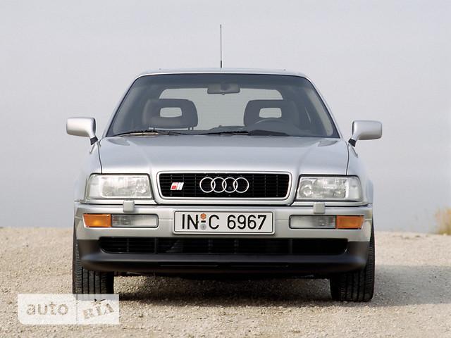 Audi S2 фото 1
