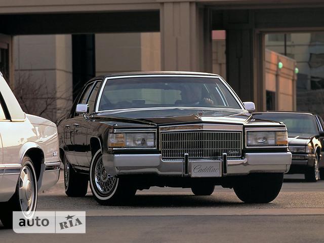 Cadillac Brougham фото 1