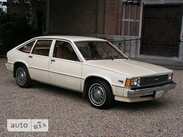 Chevrolet Citation фото 1