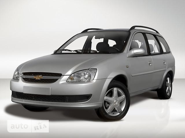 Chevrolet Classic фото 1