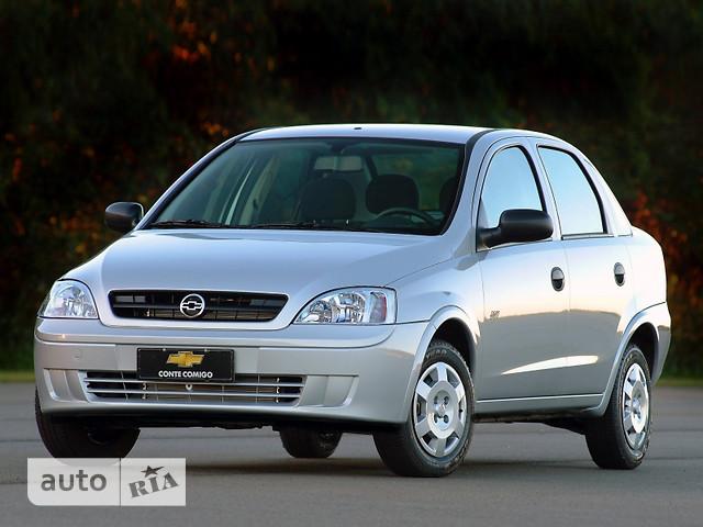 Chevrolet Corsa фото 1