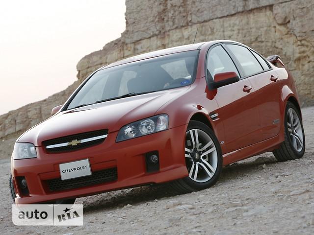 Chevrolet Lumina фото 1