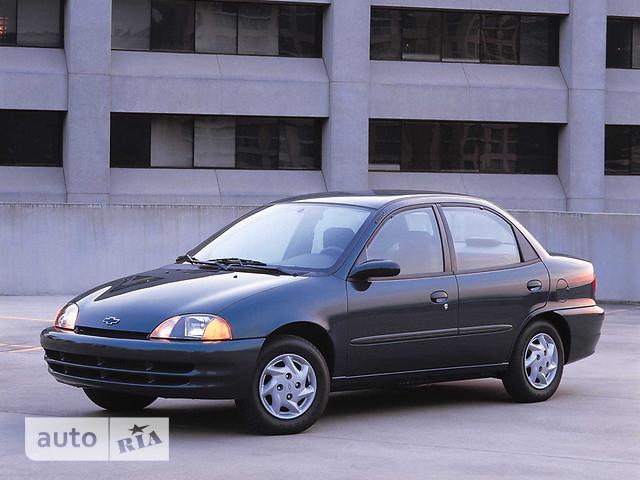 Chevrolet Metro фото 1