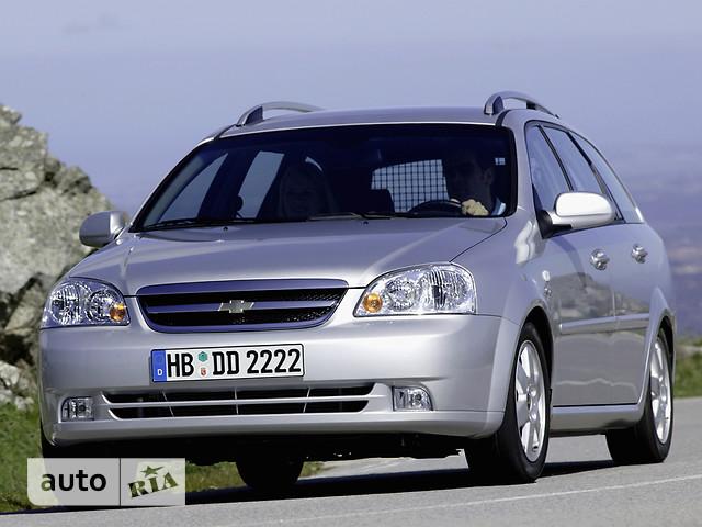 Chevrolet Nubira фото 1