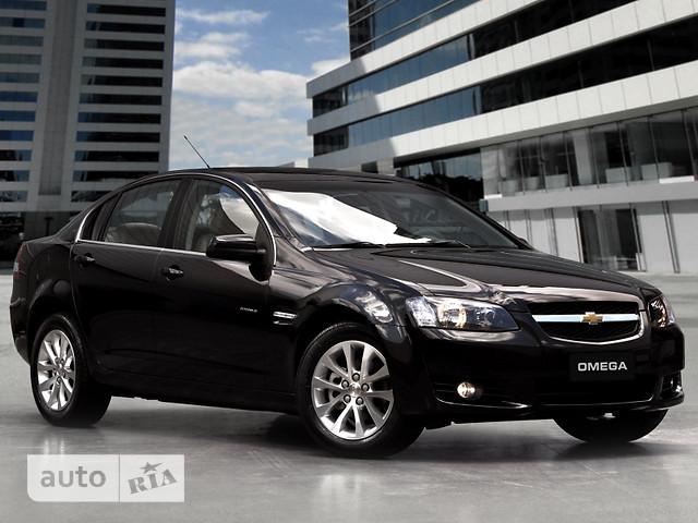 Chevrolet Omega фото 1