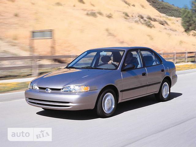 Chevrolet Prizm фото 1