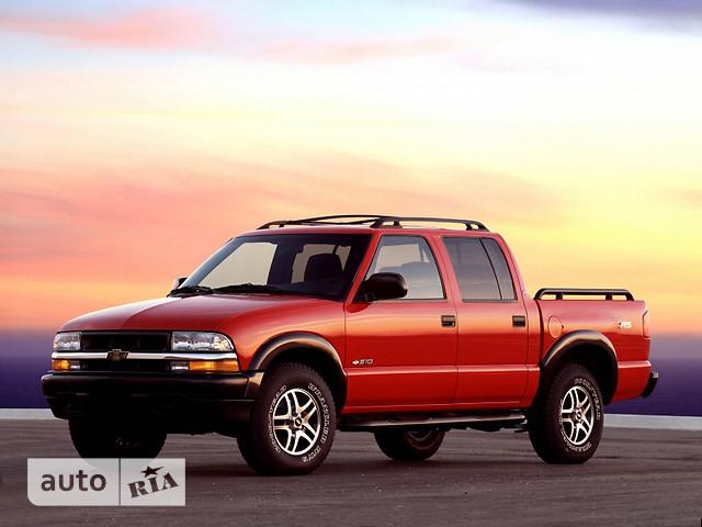 Chevrolet S-10 фото 1