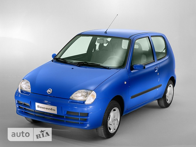 Fiat 600 фото 1