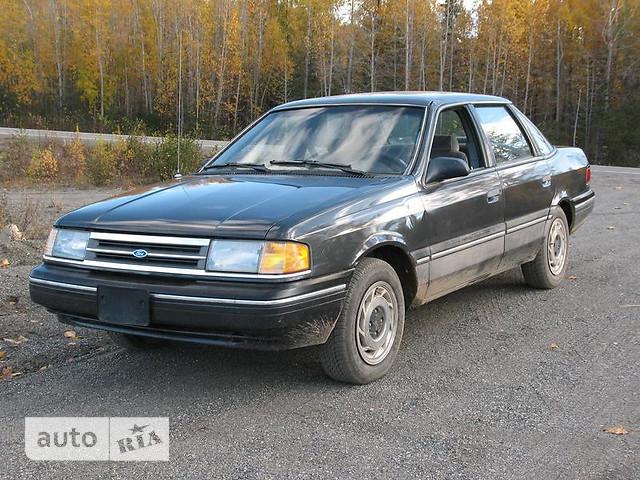 Ford Tempo фото 1