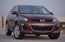 Новые Mazda CX-7