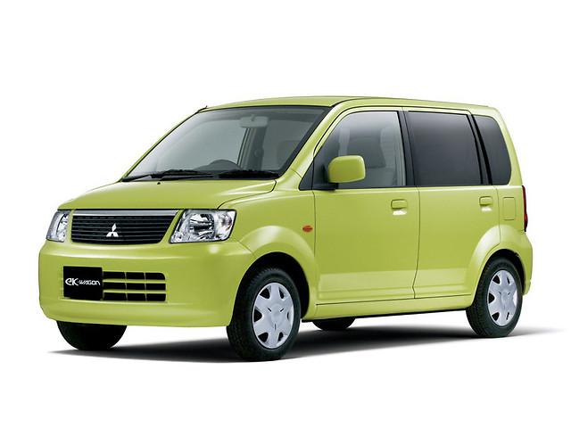 Mitsubishi EK Wagon фото 1