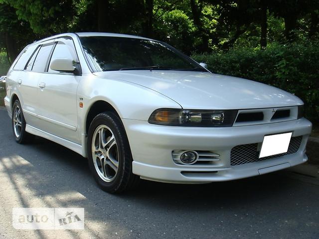 Mitsubishi Legnum фото 1