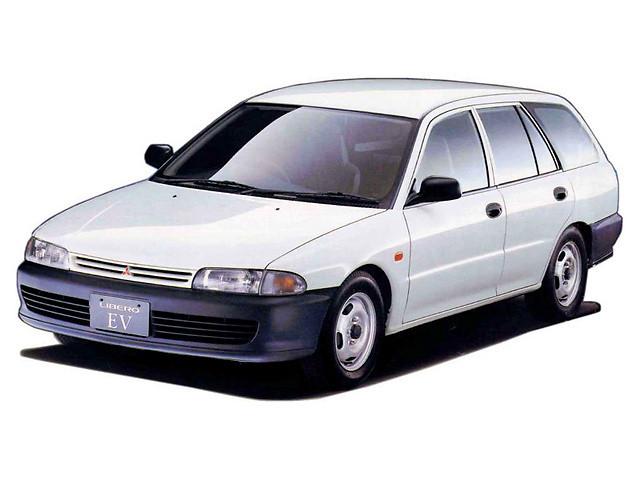 Mitsubishi Libero фото 1