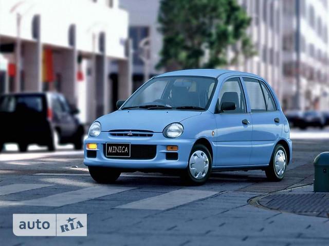 Mitsubishi Minica фото 1