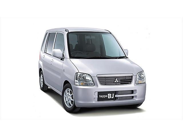Mitsubishi Toppo фото 1