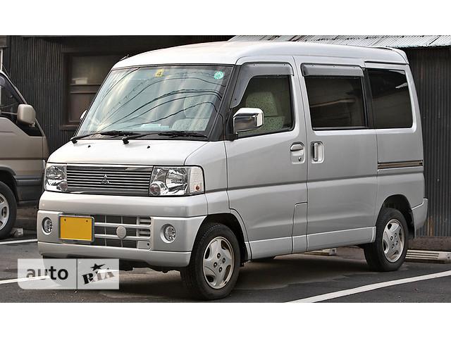 Mitsubishi Town Box фото 1
