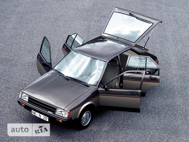Nissan Cherry фото 1