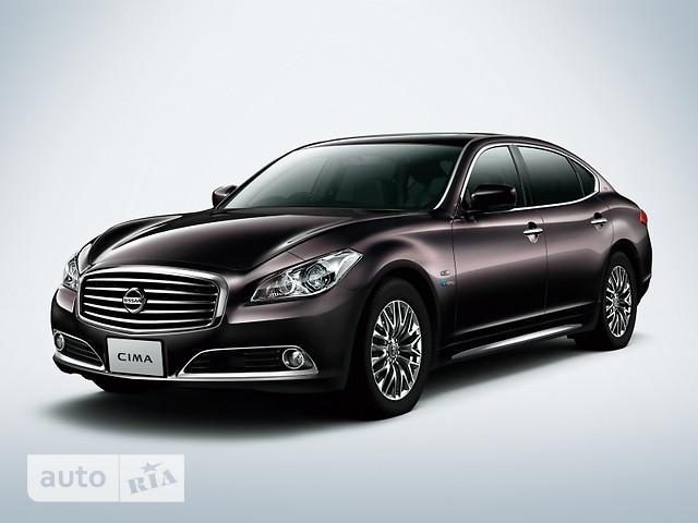 Nissan Cima фото 1