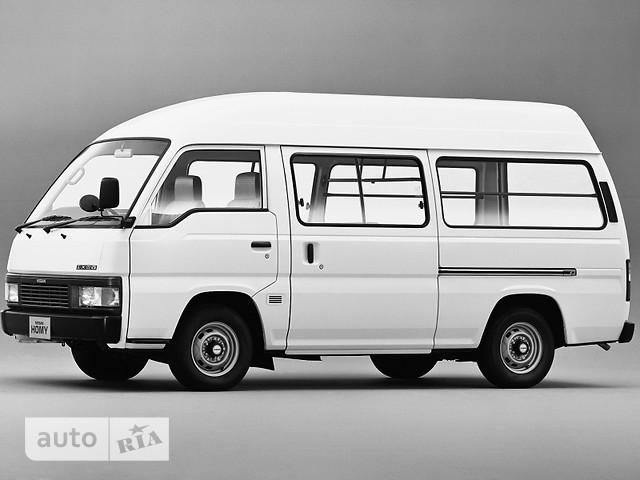 Nissan Homy фото 1