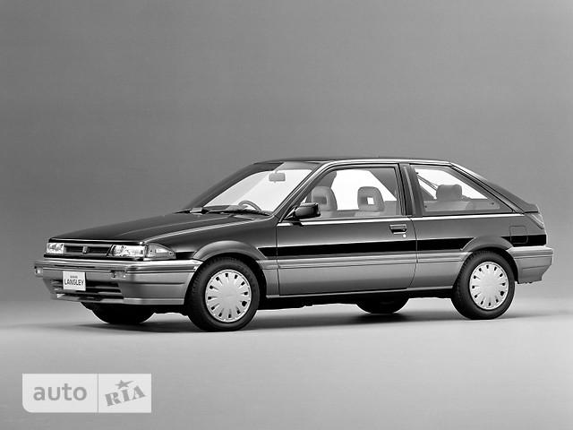 Nissan Langley фото 1