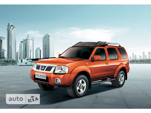 Nissan Paladin фото 1