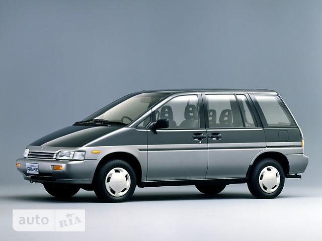 Nissan Prairie фото 1