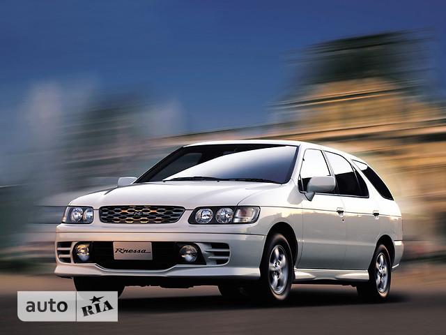 Nissan R'nessa фото 1