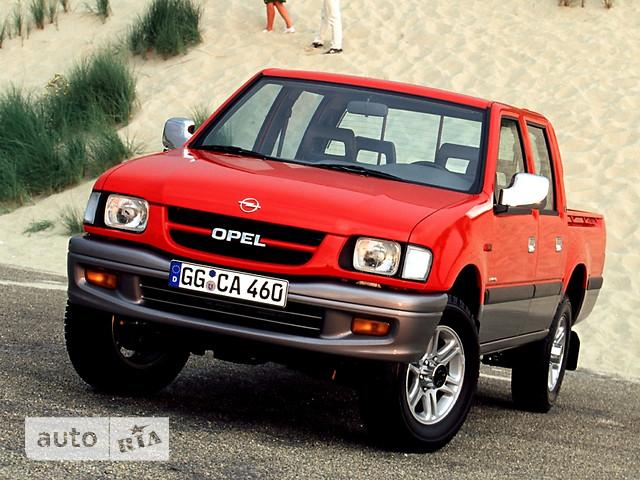 Opel Campo фото 1
