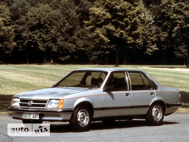 Opel Commodore фото 1