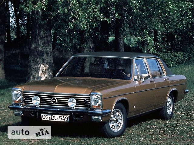 Opel Diplomat фото 1