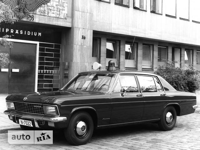 Opel Kapitan фото 1