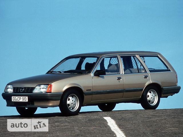 Opel Rekord фото 1