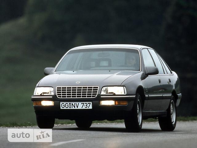 Opel Senator фото 1