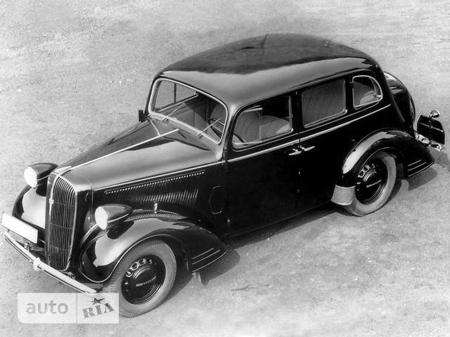 Opel Super 6 фото 1