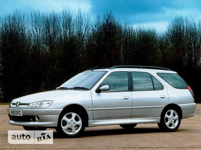 Peugeot 306 фото 1