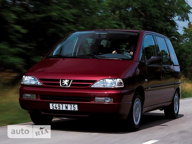 Peugeot 806 фото 1