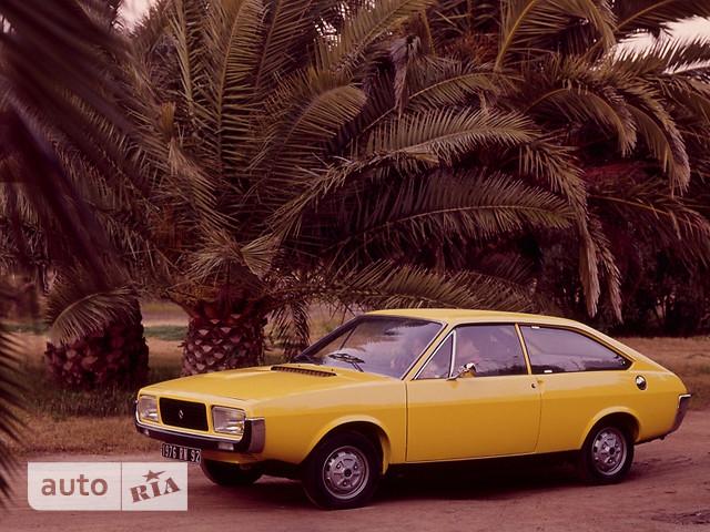 Renault 15 фото 1