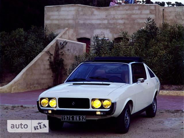 Renault 17 фото 1