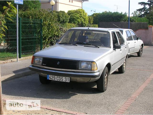 Renault 18 фото 1