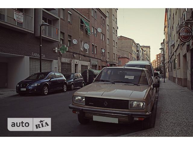 Renault 20 фото 1